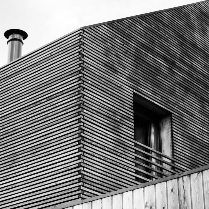 .maison AUG, détails sur volumes, architecture denis perret