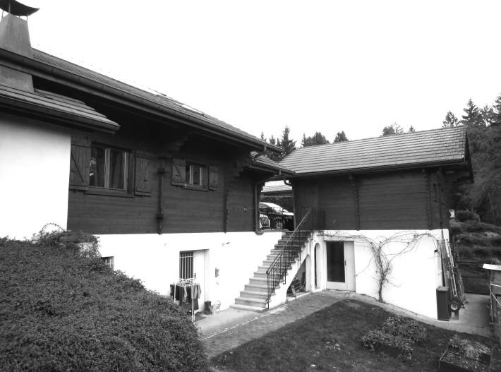 .extension GIR, photographie maison existante